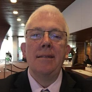 Photo of Stewart Dickson