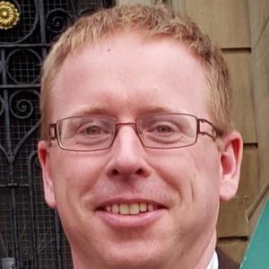 Photo of Simon Cope