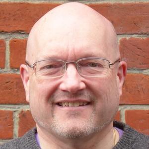 Photo of Colin Bleach