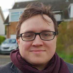 Photo of Rob Grayston