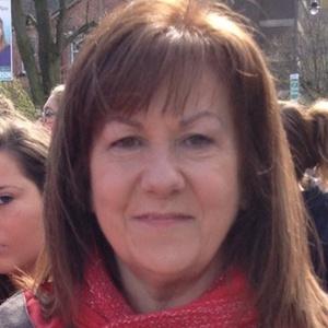 Photo of Rosie McCorley