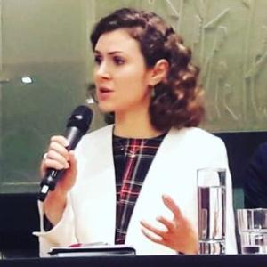 Photo of Suzana Carp