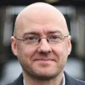 Photo of Patrick Harvie
