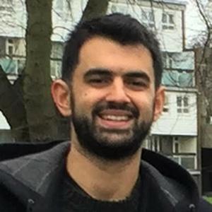 Photo of Ali Mirhashem