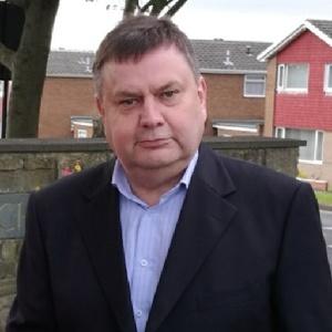 Photo of Brian David Moore