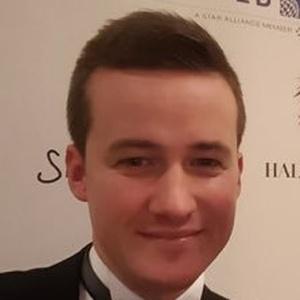 Photo of Thomas John Patrick Carey