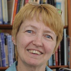 Photo of Catherine Fritz