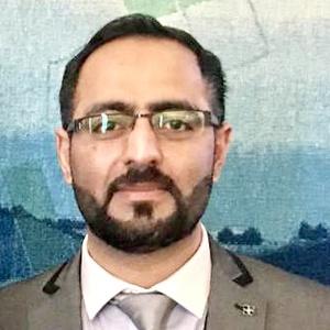 Photo of Wasif Rasheed