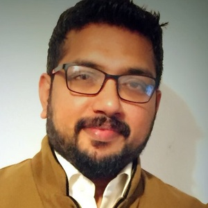 Photo of Tom Varghese