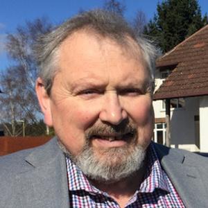 Photo of Ian Gordon