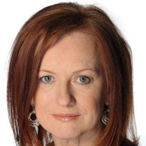 Photo of Joan McAlpine