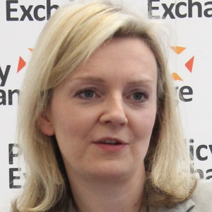 Photo of Elizabeth Truss