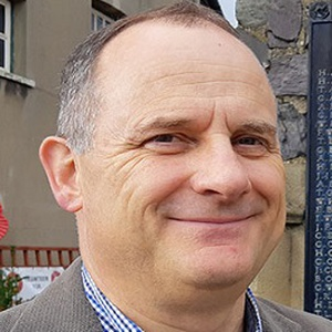 Photo of Grahame Hudson