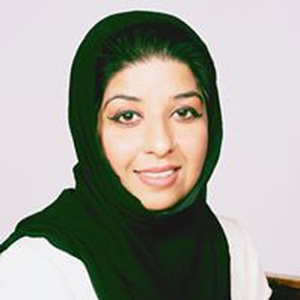 Photo of Lubna Arshad
