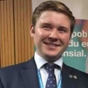 Photo of Stephen Davies