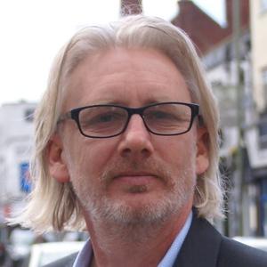 Photo of Carl Hewitt