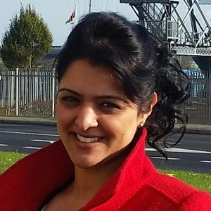 Photo of Natasha Asghar