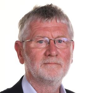 Photo of Ian Chalmers Jeffrey
