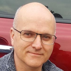 Photo of Paul Wyatt