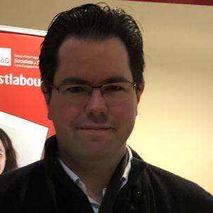 Photo of John-Paul Stephenson