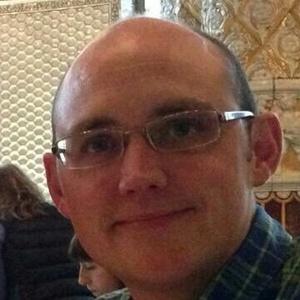 Photo of Paul Richard Smith