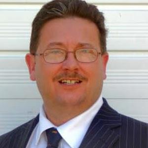 Photo of Simon McDougall