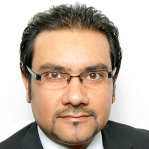Photo of Faisal Rashid