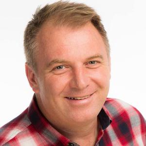Photo of Steven Paul Mason