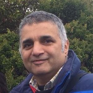 Photo of Parmjit Singh Sahota