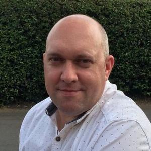 Photo of Steve Scott-Greenard