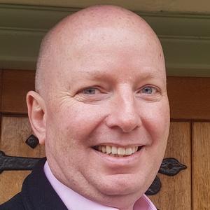 Photo of Julian Vaughan