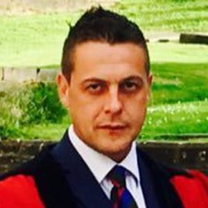 Photo of Graham Warke