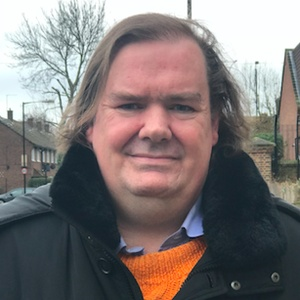 Photo of Stephen Clarke