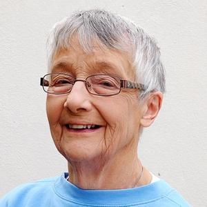 Photo of Judith Mary Cussen