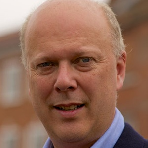 Photo of Chris Grayling
