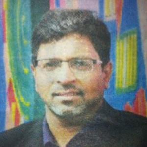 Photo of Shaukat Hussain