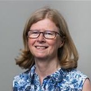 Photo of Rosemary Birchall