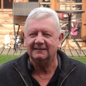 Photo of Kevin Barker