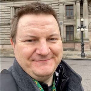 Photo of Daniel Donaldson