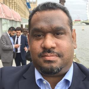 Photo of Ahmed Omar S. Faqai