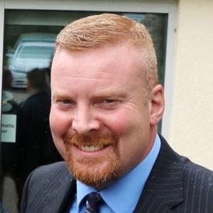 Photo of Damian Corfield
