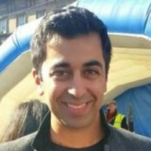 Photo of Humza Yousaf