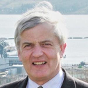Photo of Maurice Corry