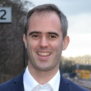 Photo of Tom Ebbutt