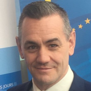 Photo of Simon Wall