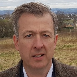 Photo of Neil Peter Manson