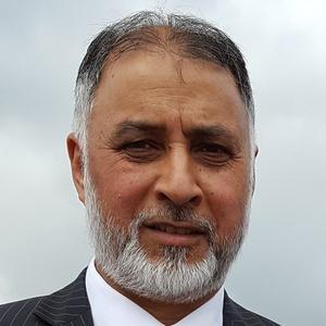 Photo of Zafar Iqbal
