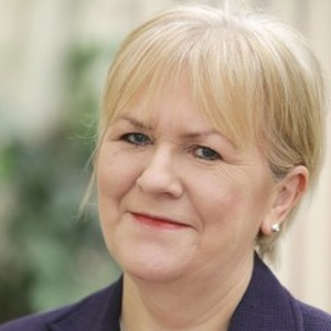 Photo of Johann Lamont