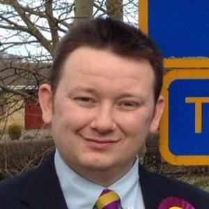 Photo of John Leathley