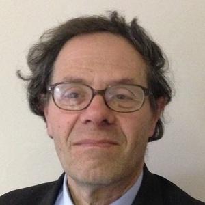 Photo of Geoffrey Berg